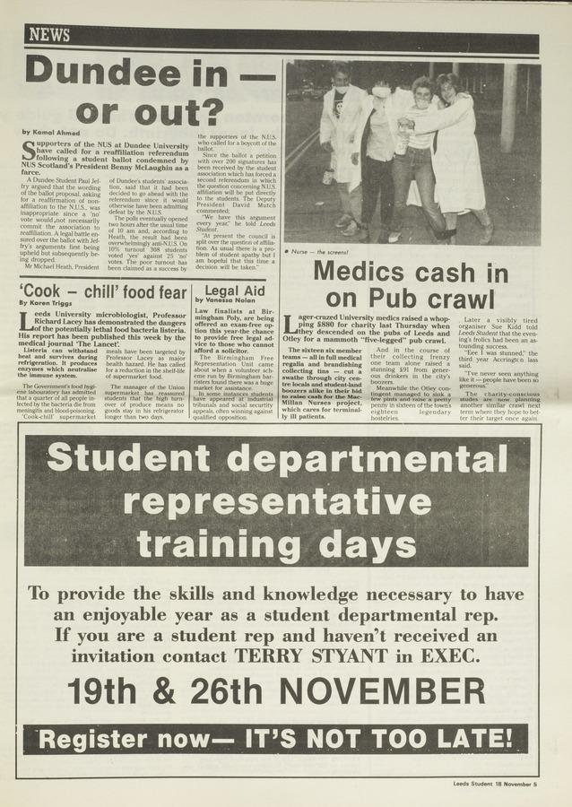 Leeds Student - Digital Library