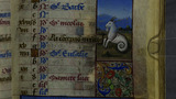 1 Calendar: December (fol. 12r)